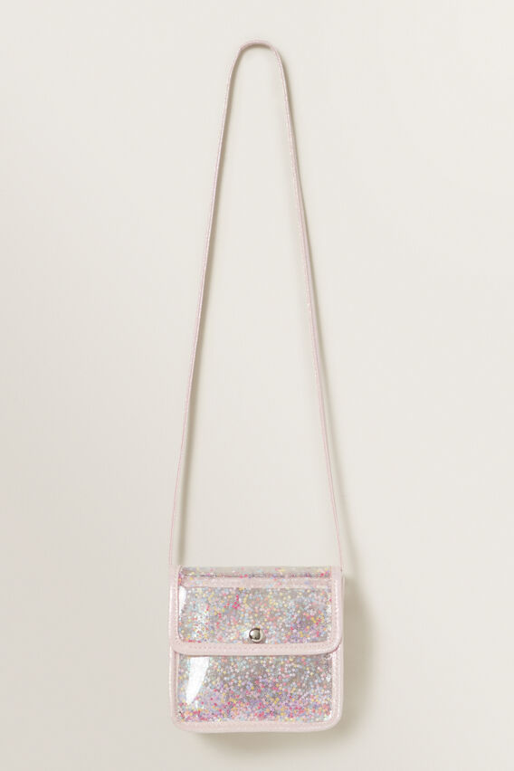 Colour Block Confetti Bag  MULTI  hi-res