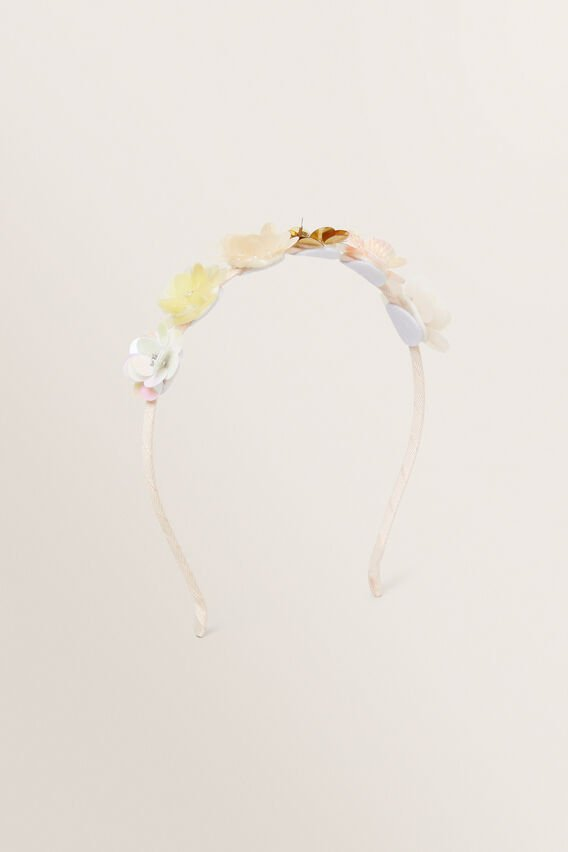 Flower Headband  MULTI  hi-res