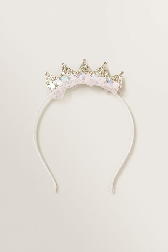 Unicorn Crown Headband  MULTI  hi-res