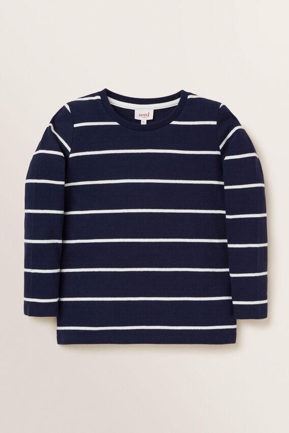 Rugby Tee  MIDNIGHT BLUE  hi-res