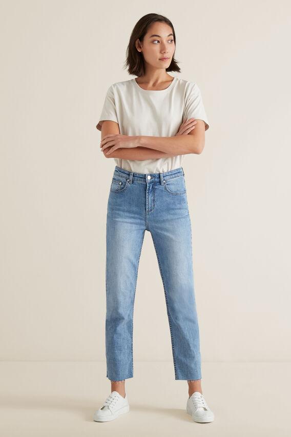 Core Straight Leg Jean  CLASSIC DENIM  hi-res