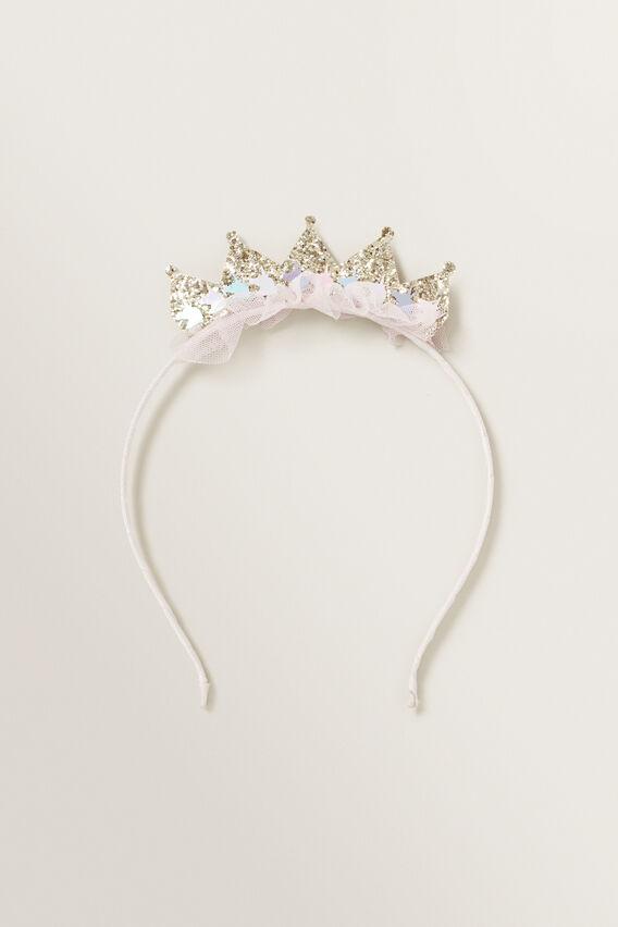 Unicorn Crown Headband  MULTI  hi-res