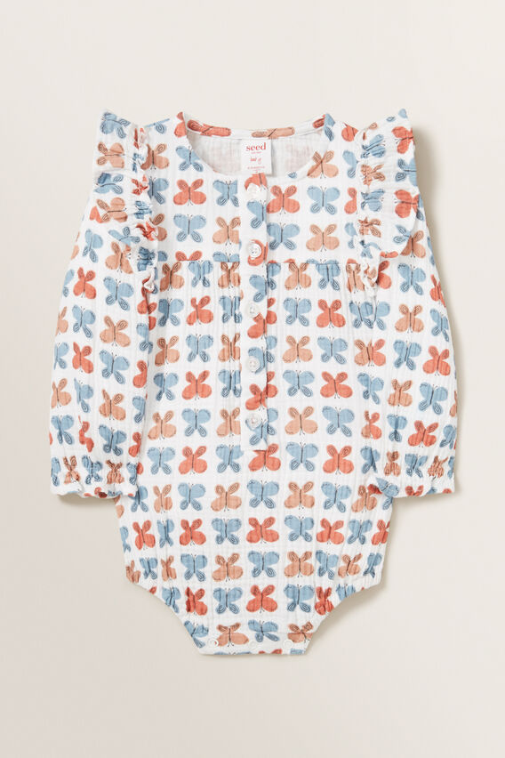 Butterfly Onesie  MULTI  hi-res