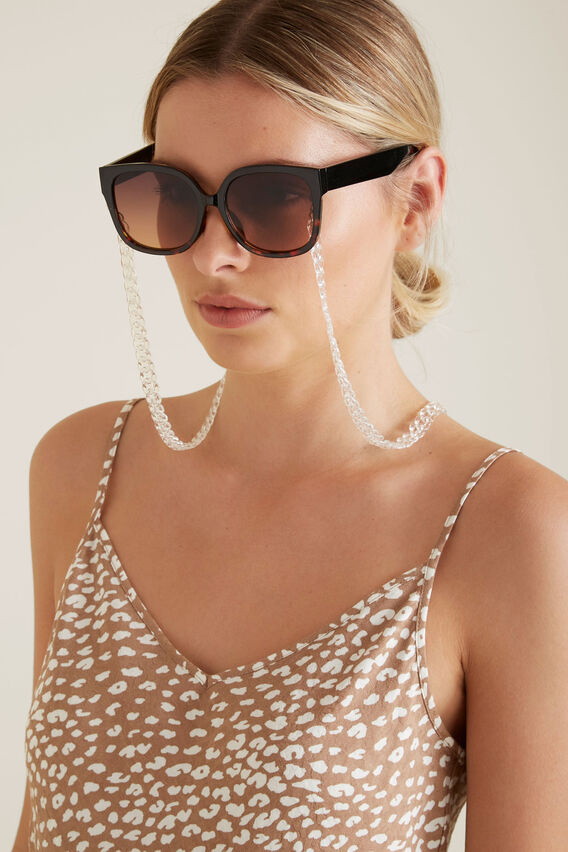 Sunglasses Chain  CLEAR  hi-res
